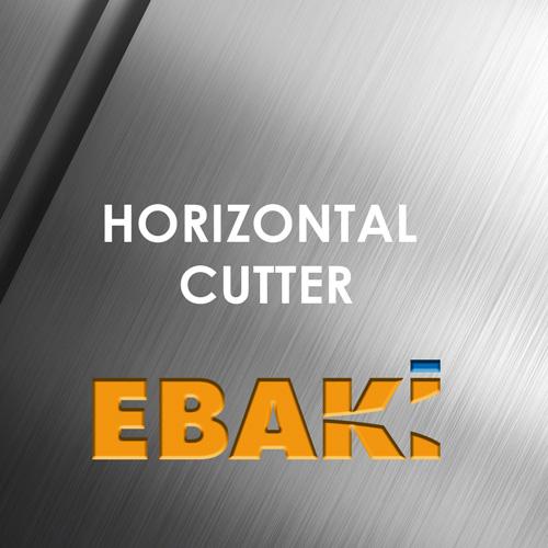 ebaki horizontal cutter