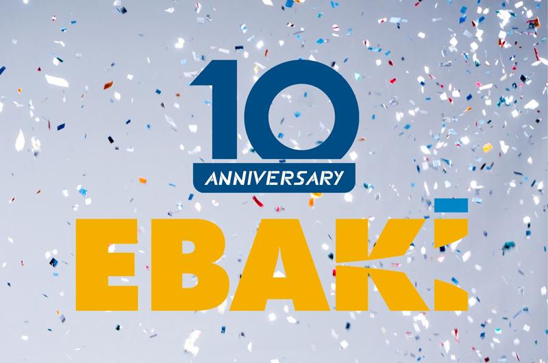 10 aniversario fileteadora ebaki